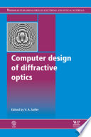 Computer Design of Diffractive Optics