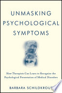 Unmasking Psychological Symptoms