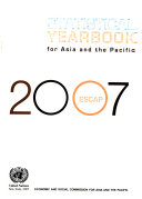 Statistical yearbook for Asia and the Pacific