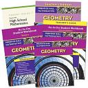 Prentice Hall High School 2009 Geometry Home School Bundle Kit Grade 9 12
