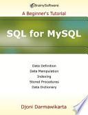 SQL for MySQL
