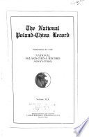 The National Poland China Record Book PDF