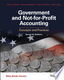 Government and Not for Profit Accounting  Binder Ready Version