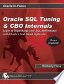 Oracle SQL Tuning   CBO Internals