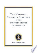 The National Security Strategy of the United States of America