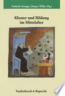 Kloster und Bildung im Mittelalter
