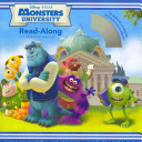 Monsters University Read Along Storybook and CD