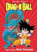 Dragon Ball  Vol  1  Collector s Edition