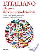 L italiano alla prova dell internazionalizzazione