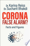 Book Corona  False Alarm