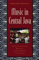 Music in central Java