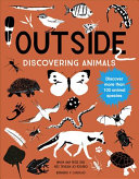 Outside: Discovering Animals Book Cover