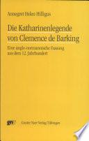Die Katharinenlegende von Clemence de Barking