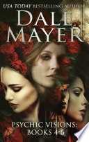 Psychics Visions Set 4 6  Mystery  Thriller  Romantic Suspense