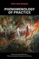 Phenomenology Of Practice