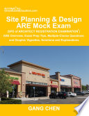 Site Planning   Design ARE Mock Exam  SPD of Architect Registration Exam