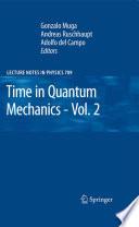 Time in Quantum Mechanics -