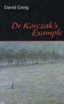 Dr Korczak s Example