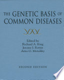 The Genetic Basis Of Common Diseases