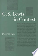 C  S  Lewis in Context