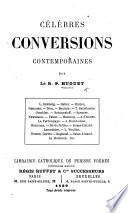 Célèbres Conversions Contemporaines