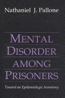 download ebook mental disorder among prisoners pdf epub