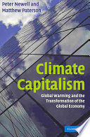 Climate Capitalism : adapting the global economy to confront...