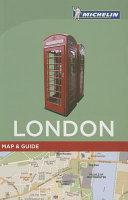 Michelin London Map   Guide