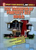 Law Series 4 Transfer of Property Act  1882