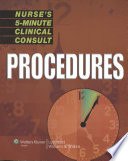 Nurse's 5-minute Clinical Consult