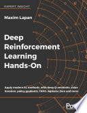 Deep Reinforcement Learning Hands On