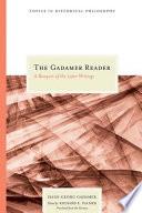 The Gadamer Reader
