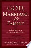 God  Marriage  and Family