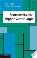 Programming with Higher Order Logic