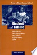 Kindheit Und Familie