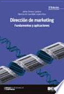 Direcci  n de Marketing  Fundamentos y aplicaciones