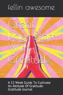 Great Days Start With Gratitude