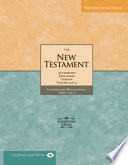 The New Testament of the King James Bible  Letters and Revelation