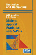 Modern Applied Statistics with S-Plus