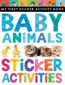 Baby Animals Sticker Activities