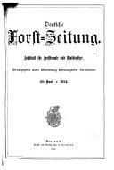 Deutsche Forst-Zeitung