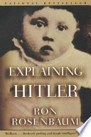 Explaining Hitler Book PDF