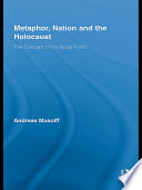 Metaphor  Nation and the Holocaust Book PDF