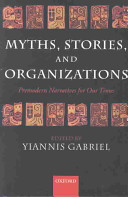 Myths  Stories  and Organizations