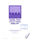 Healthy People 2000 Review Book PDF