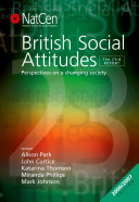 British Social Attitudes: Perspectives on a Changing Society : the 23rd Report
