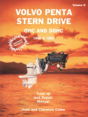 Volvo Penta Stern Drives 1992 93