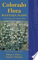 Colorado Flora Western Slope