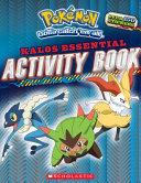 Pokemon  Essential Activity Book  Pokemon