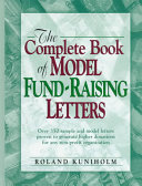 The Complete Book of Model Fund raising Letters